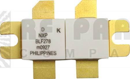 BLF278-NXP Transistor, VHF push-pull power MOS, NXP