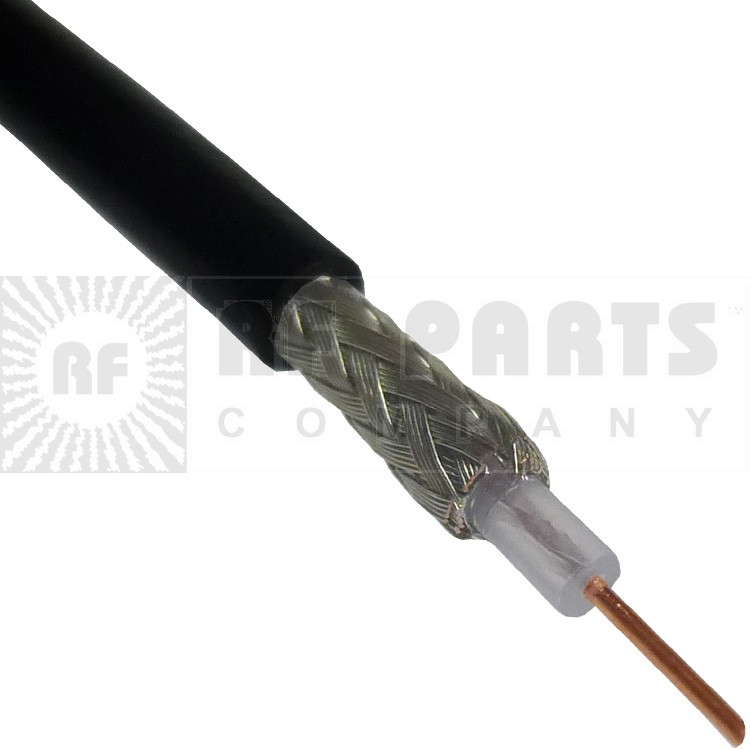 LMR100A  Coax Cable, Times Microwave LMR100A-PVC
