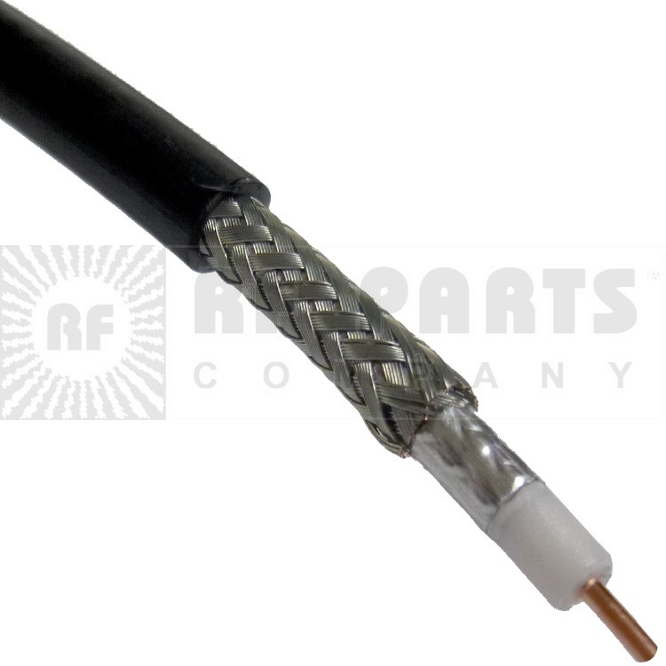 LMR195DB Coax Cable, 0.195 dia, Direct Buriel, Times Microwave