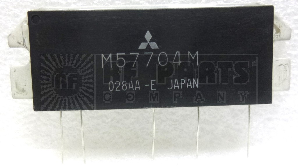 M57704M Power Module, Mitsubishi