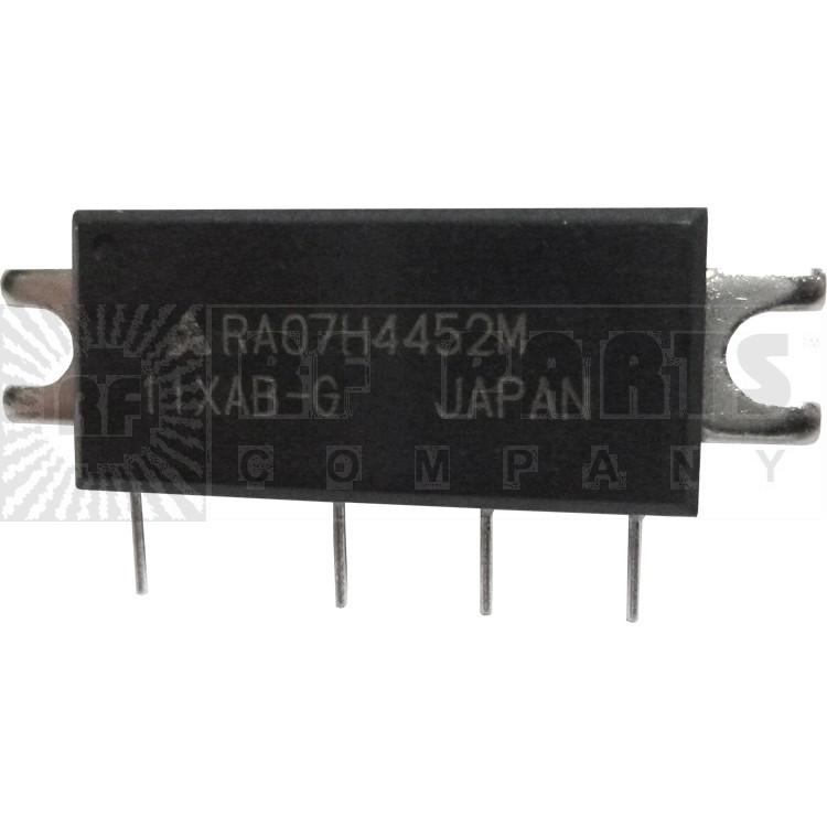 RA07H4452M RF Power Module, 440-520 MHz, 7 Watt, 12.5v, Mitsubishi