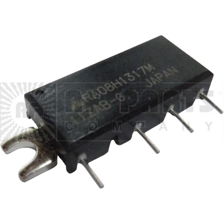 RA08H1317M, RF Power Module, 135-175 MHz, 8 Watt, 12.5v, Mitsubishi