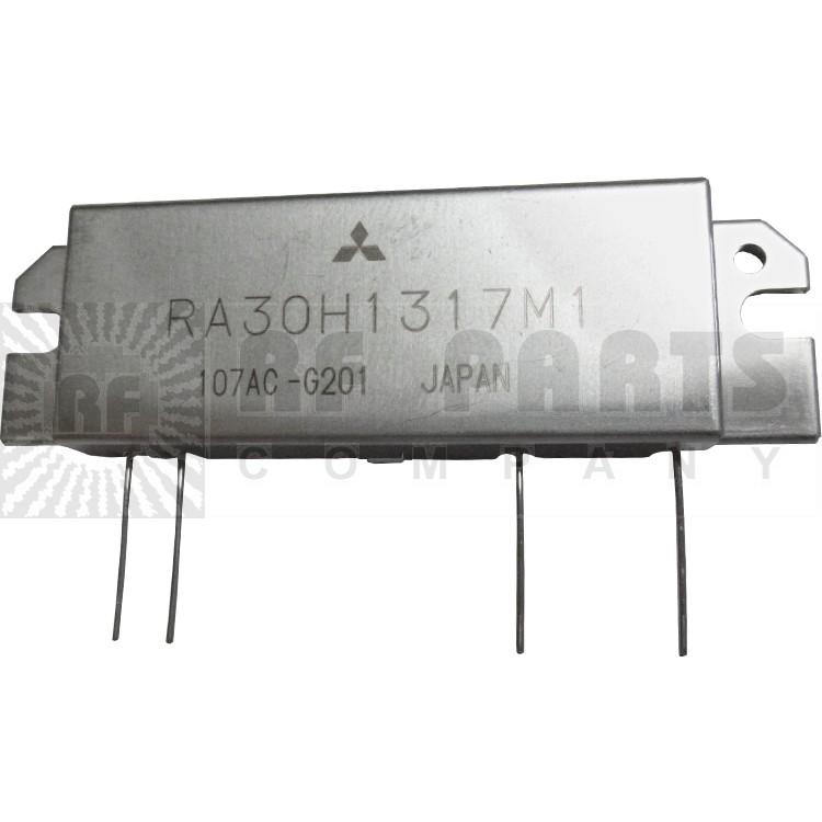 RA30H1317M1-201  RF Module, 135-175 MHz, 30 Watt, 12.5v, Metal Case