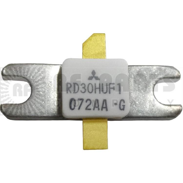 RD30HUF1  Transistor, 30 watt, 520 MHz, 12.5v, Mitsubishi