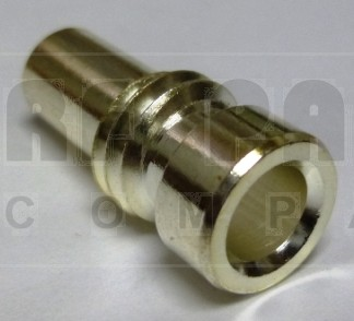 UG176/U-S - Reducer Adapter, Use w/PL259 Silver Plated for RG8X or LMR240