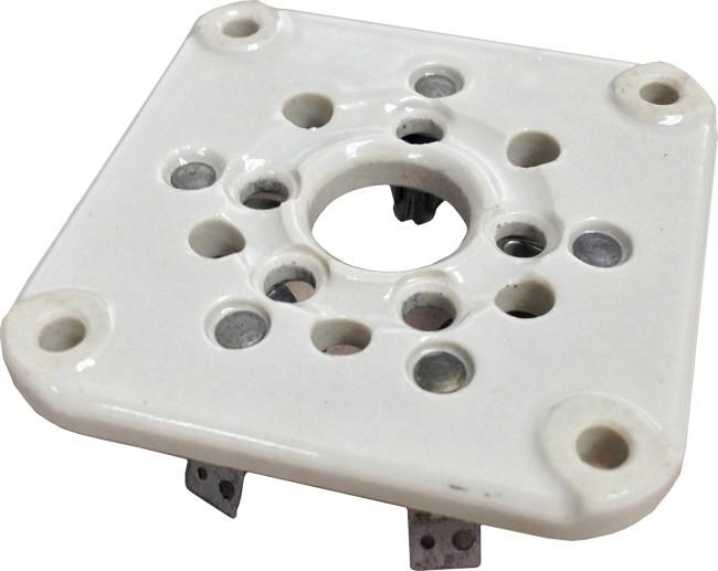 122-275-001 - 5 Pin Tube Socket for 3-500ZG NOS