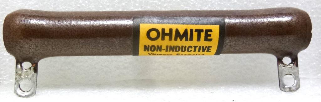 2012-1500  Wirewound Resistor, 1.5k ohms 50 watt, Ohmite