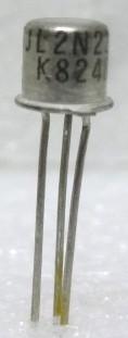 2N2222A/M  Transistor, Metal Can, General Purpose, NPN Silicon,  Motorola