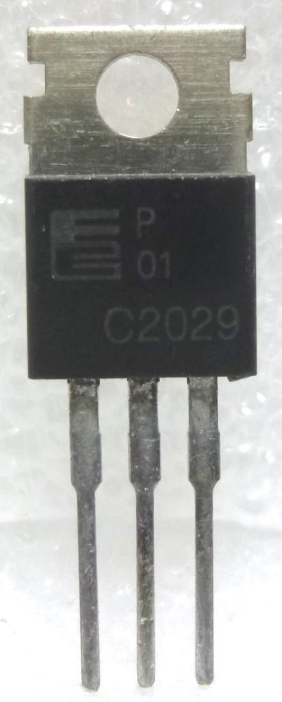 2SC2029 Transistor, 27MHz, 6w,