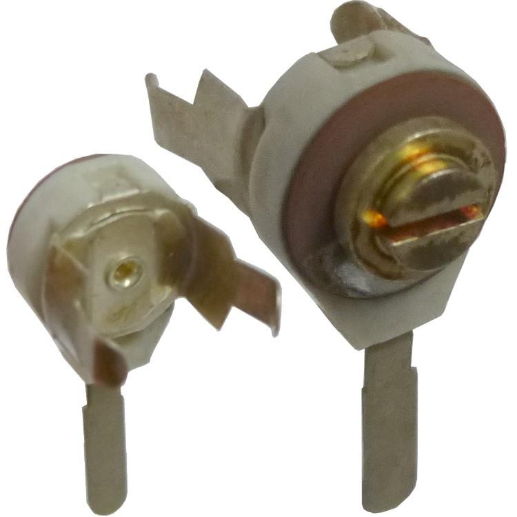 3810 12 Capacitor Ceramic Trimmer 2 0 12 Pf No Color