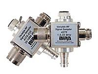 4275-035 20-1000 MHz, THRULINE® Variable RF Signal Sampler, UHF Female / Female, Bird Electronics