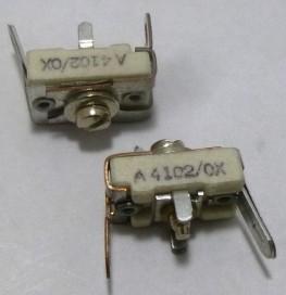 A4102/OX  Trimmer, Compression Mica, 4-20pf