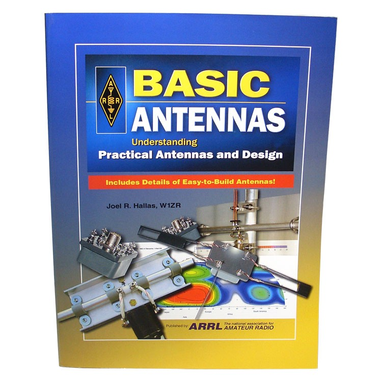 BA Book, Basic Antennas, ARRL