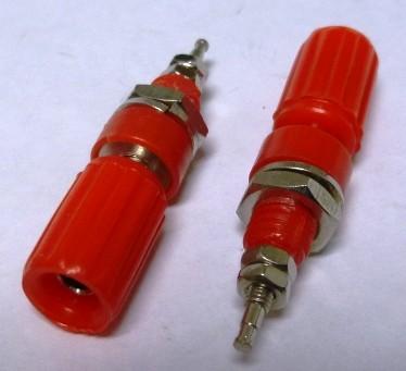 BP-R  Red Binding Post Terminals