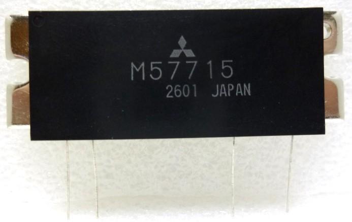 M57715 Power Module, 144-148 MHz, 13w, Mitsubishi