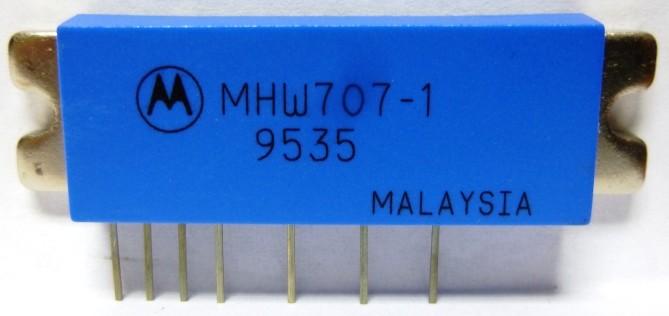 MHW707-1 Power Module, Motorola
