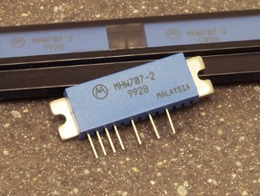 MHW707-2 Power Module, Motorola