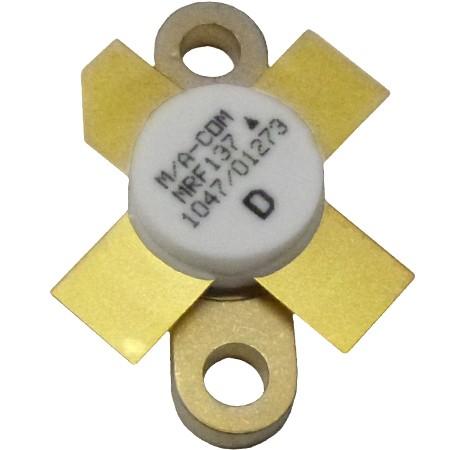 MRF137-MA Transistor, 30 watt, 28v, 400 MHz, M/A-COM