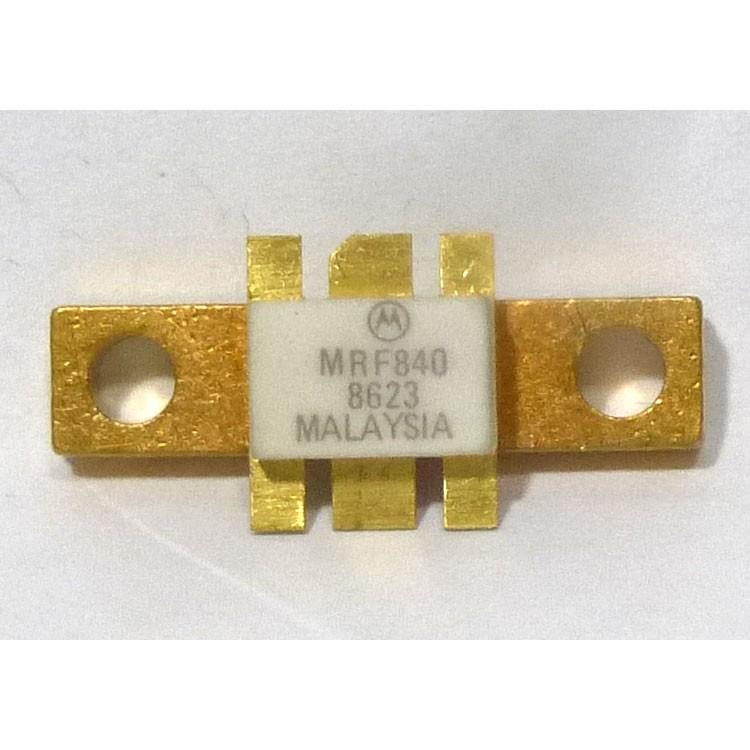 MRF840 NPN Silicon RF Power Transistor, 12.5 V, 870 MHz, 10 W, Motorola