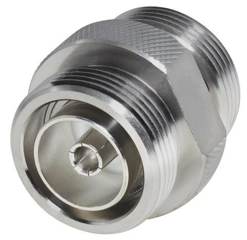 P2RFD1653-4 In Series Adapter, 7/16 DIN Female to DIN Female, LOW PIM, RFI