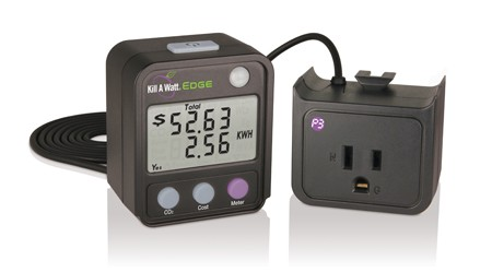 P4490 Kill a Watt - EDGE, Electricity usage monitor