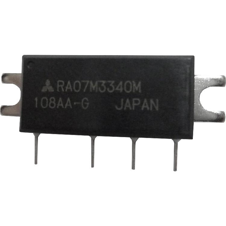 RA07M3340M, RF Power Module, 330-400 MHz, 7 Watt, 7.2v, Mitsubishi