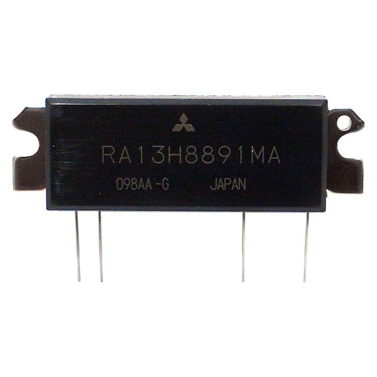RA13H8891MA  RF Module, 889-915 MHz, 13 Watt, 12.5v,  Mitsubishi