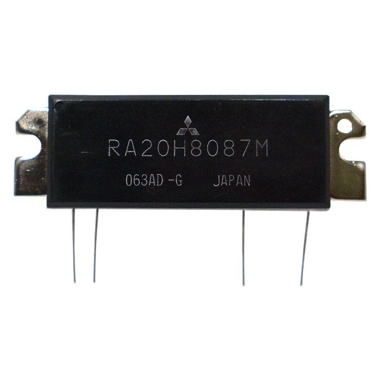 RA20H8087M RF Module, 806-870 MHz, 20 Watt, 12 5v, Mitsubishi