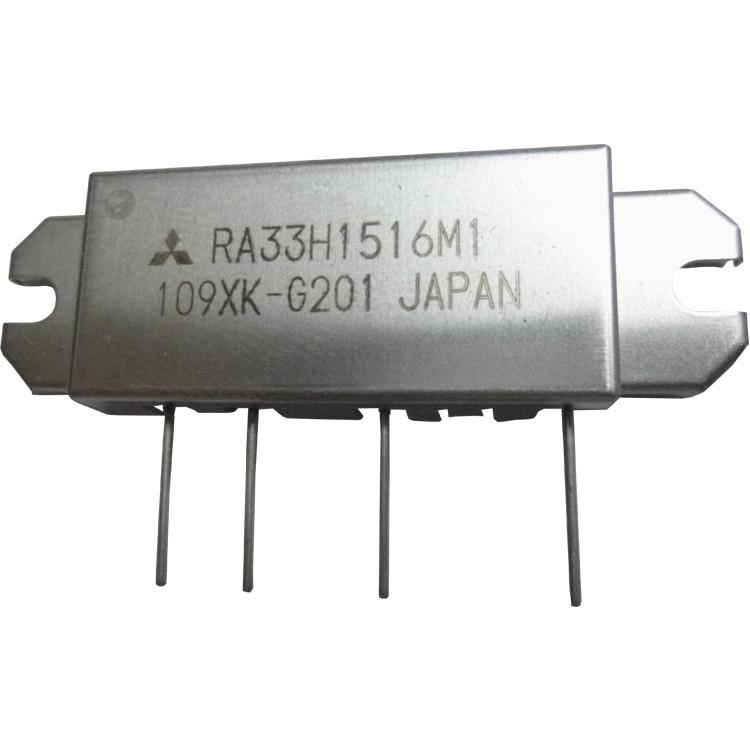 RA33H1516M1 Power Module, 154-162 MHz, 33w, 12.5v, Mitsubishi