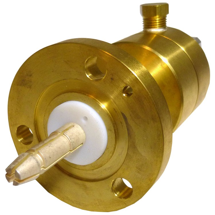 Rla f between series adapter quot eia flange to