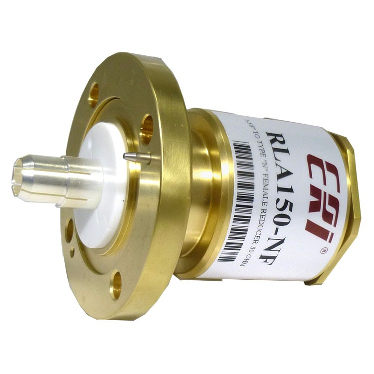 Rla nf between series adapter quot eia to type n