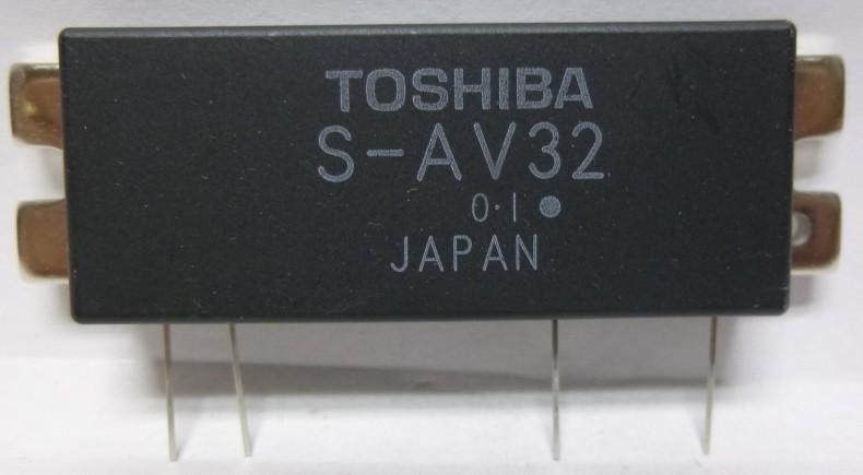 SAV32A Module, 133-174 MHz, Toshiba, Rohs Compliant