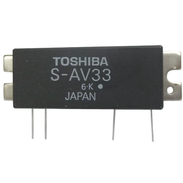 SAV33A - Power Module 134-174MHz, 32 Watt