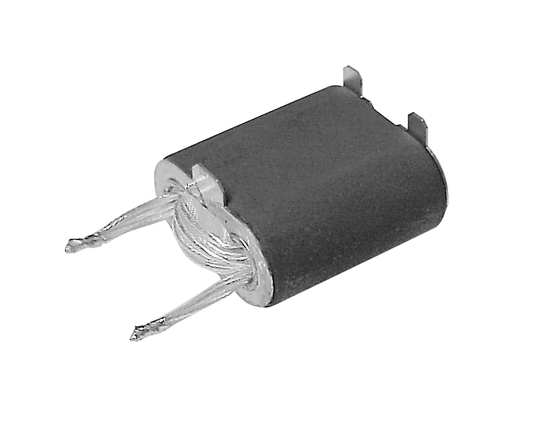 T1 25X Ferrite Transformer, 1 25 inch with PTFE covered wire, 3 turns