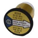 CD82058 Wattmeter element, 25-60 mhz 5000 watts, MFR: Coaxial Dynamics
