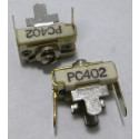 PC-402 Capacitor, Trimmer Compression Mica, 4-20 pf PC mount