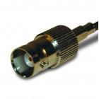 112160  BNC Female Crimp Connector,Cable Group B,  Amphenol