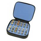RFA4024-WB Unidapt Adapter Kit, 30 Piece, White Bronze Plated