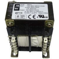 185E10 Transformer, Dual pri 115/230 vac 50/60hz, Hammond