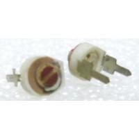 3810-06 Capacitor, ceramic trimmer, 1.8-6pf, RED