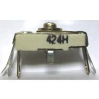 424 Trimmer, compression mica, 25-150 pF