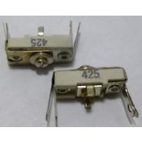 425 Trimmer, compression mica, 40-200 pF