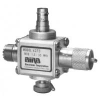 4273-030 1.5-35 MHz, THRULINE® Variable RF Signal Samplers , UHF Male/Female, Bird Electronics