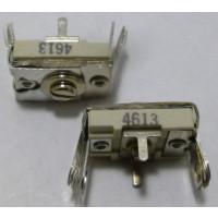 4613 Trimmer, Compression Mica, 340-1200 pf