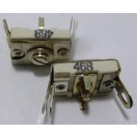468 Trimmer, compression mica, 175-680 pF