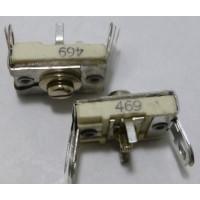 469 Trimmer, compression mica, 215-790 pF