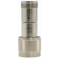 5005 Adapter, type-n(male)--(female), 0-18 ghz, passivated s.Steel, AERO