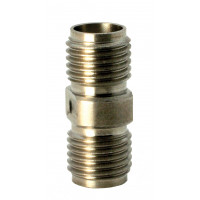 5010 In Series Precision Adapter, SMA Female to Female, API/INMET