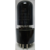 6V6GT-SOV Tube, Beam Power Amplifier, Sovtek
