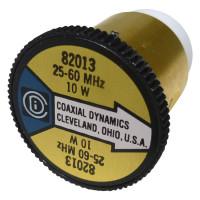 CD82013 wattmeter element, 25-60mhz 10 watt, Coaxial Dynamics